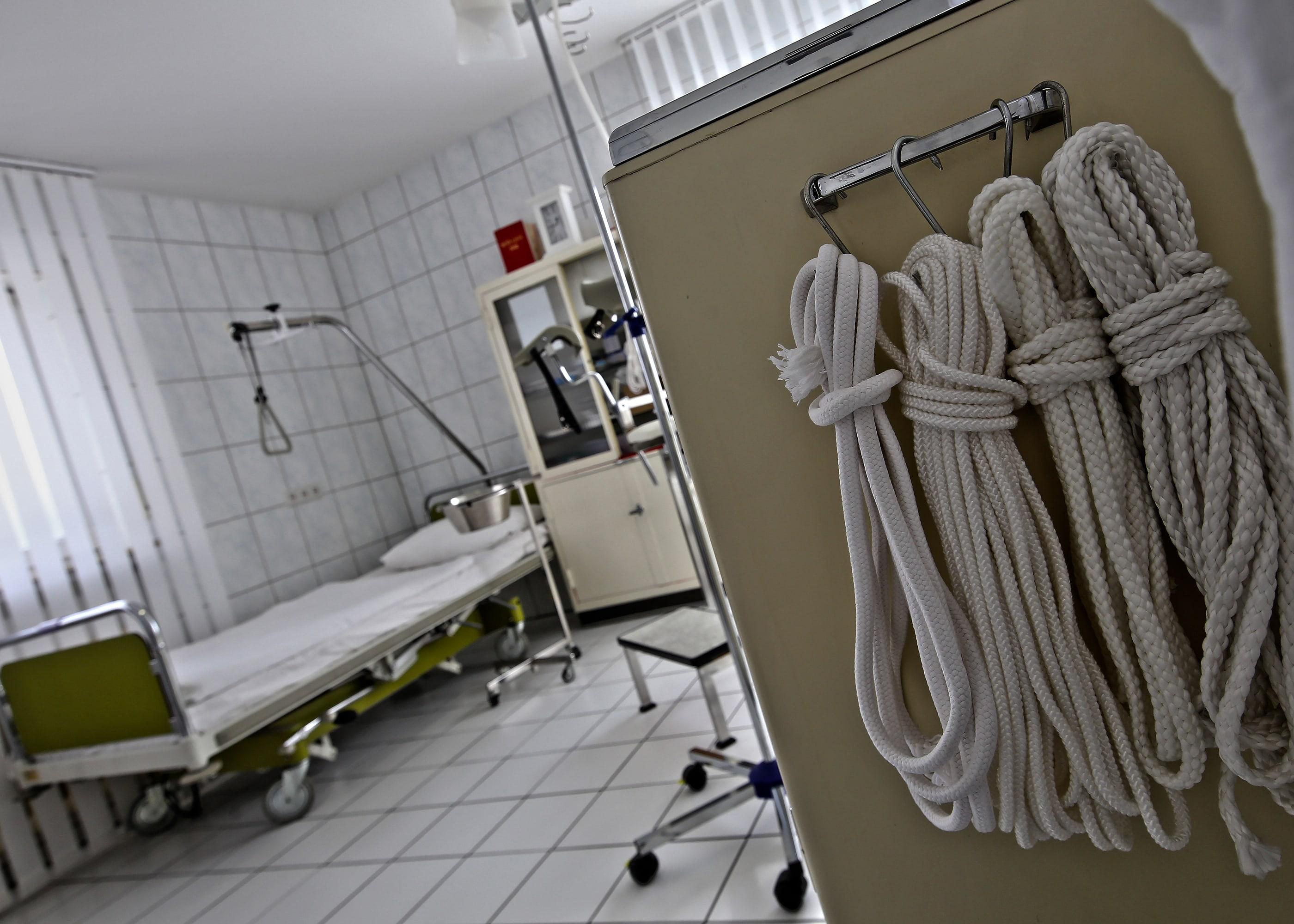 Untersuchungszimmer(DieKlinik)6