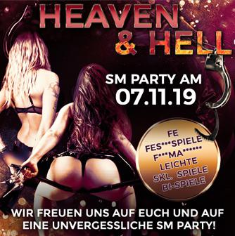 SM/Bizarr-Party am 07.11.2019